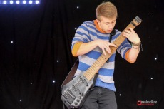 Chapman Stick - http://paulmellingphotography.co.uk