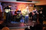 Brendan Cleary full band