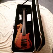 Warwick Fretless 'Thumb Bass'