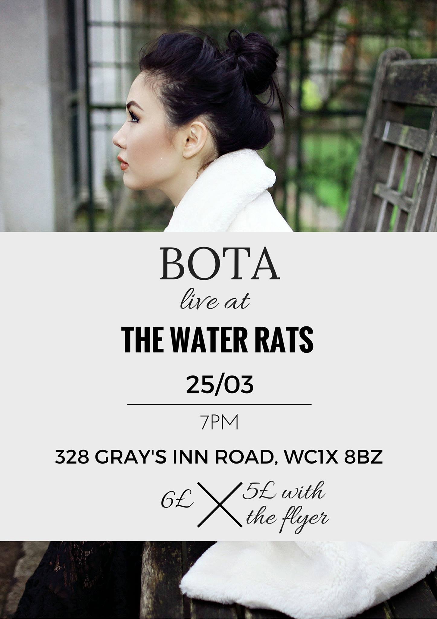 Waterrats BOTA
